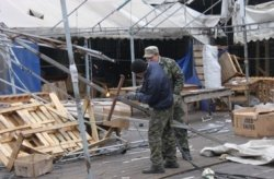 КГГА призывает не покупать продукты питания на «стихийных» рынках