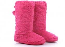 Тапочки угги – популярная домашняя обувь