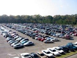 В следующем году будет действовать новая система парковки машин