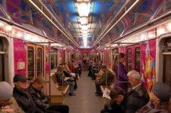 От рекламы в метро в 2015 году планируется получить 33 млн
