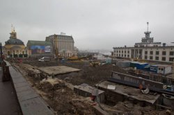 Раскопки на Почтовой площади продолжаться