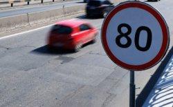 Киевсовет рассмотрит перечень дорог с ограничением скорости до 80 км/час