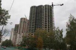 В Киеве много незаконных строительств