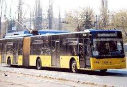 В Киеве будут строит новые троллейбусные линии