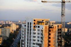 Все стройки Киева контролируются КГГА