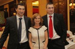 Анна Старостенко посетила саммит в Стамбуле