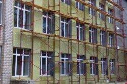 На утепление коммунальных зданий выделили 60 миллионов
