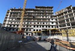 Новый корпус Охмадета в этом году не достроят