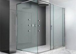 Душевые из стекла – модный тренд