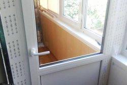Пластиковые балконные двери – заказать в Киеве