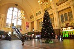 На Вокзале проходит ярмарка вакансий