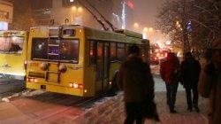Ночные маршрутки пользуются популярностью