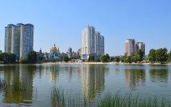 Озеро Тельбин оснастили очищающей системой