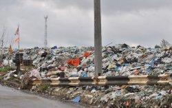 Полигон бытовых отходов № 5 реконструируют