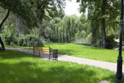В Киеве отремонтируют 10 парков