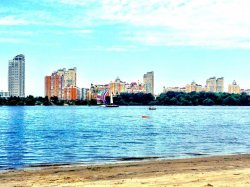 Столичные пляжи готовят к сезону