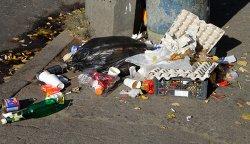 За вывоз мусора киевляне будут платить отдельно