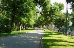 В Киеве появится новый современный парк