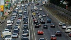 В сентябре в столице станет меньше пробок на дорогах