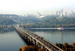 Мост Патона в Киеве отремонтируют