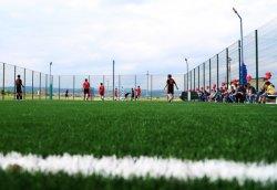 В КГГА сообщили о завершении реконструкции 28 школьных стадионов