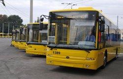 Киевская власть покупает 80 новых троллейбусов