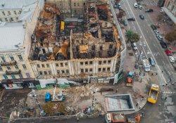 В Киеве скоро начнётся реконструкция Центрального гастронома