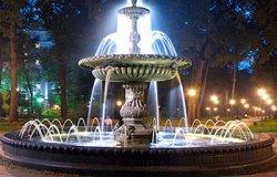 В киевских парках проведут благоустройство и установят новые фонтаны