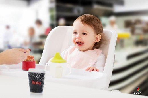 SOCAR делает удобными заправки для детей