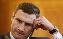 Кличко уволили с должности главы КГГА