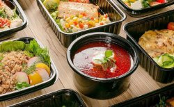 Обеды в офис доставит специализированная компания