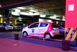 Сервис каршеринга Getmancar заявил об участившихся случаях эвакуации автомобилей