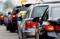 Общественный транспорт заработал, но такси в Киеве всё также востребовано
