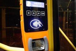 В киевском общественном транспорте можно будет оплатить проезд банковской картой