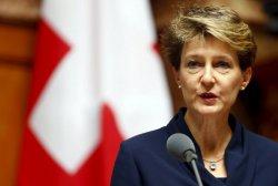 Из-за приезда президента Швейцарии в Киеве будут перекрытия на дорогах