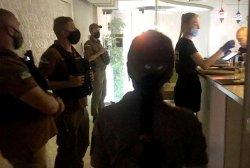 За работу в ночное время в Киеве наказали 3 заведения