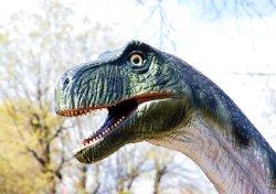 В киевском Гидропарке открывается «Парк динозавров»