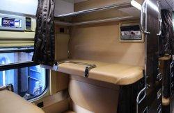 На центральном ж/д вокзале Киева представили новые вагоны