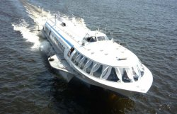 Из Киева в Канев запускают речной маршрут