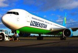 Узбекская авиакомпания возобновила рейсы Ташкент – Киев